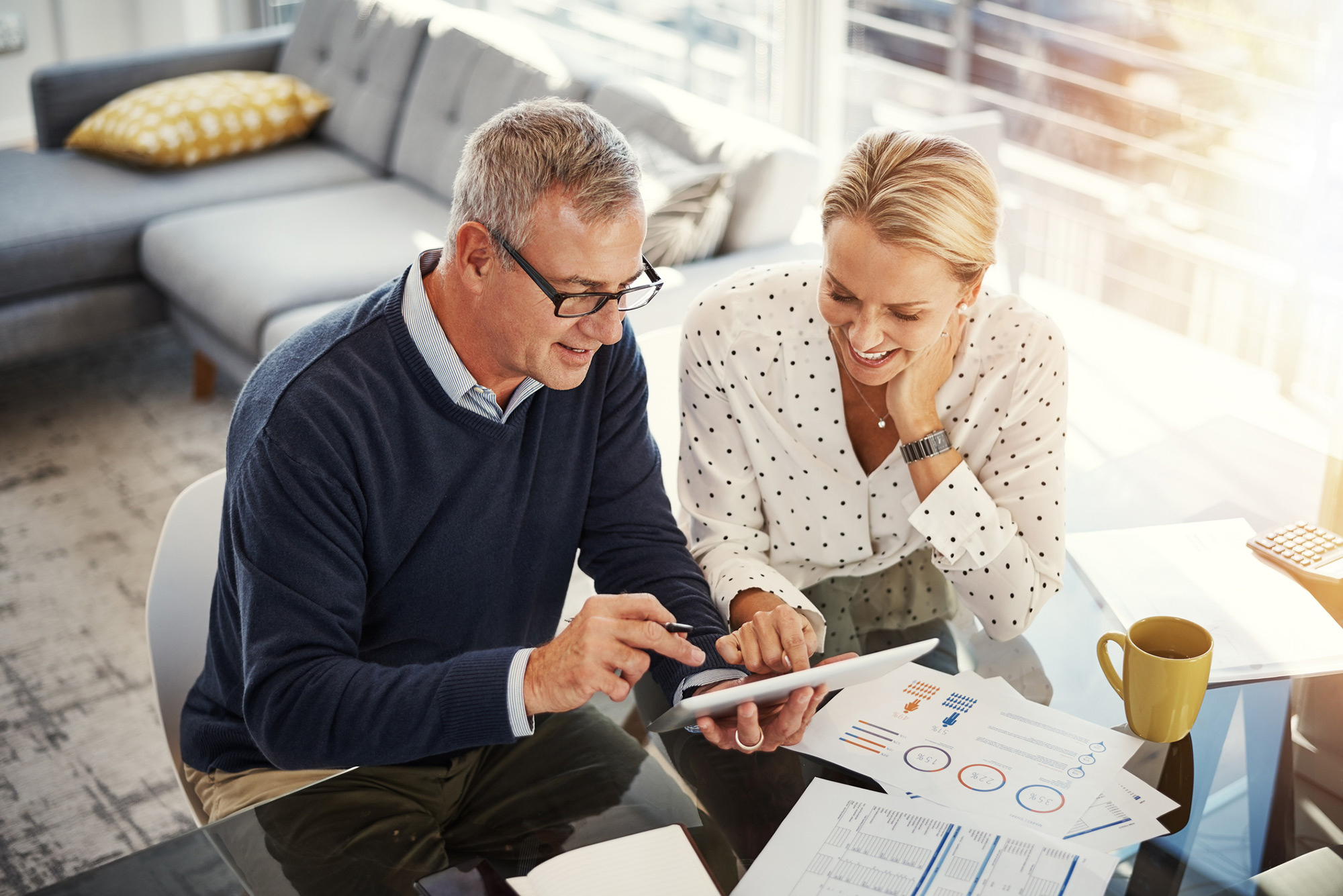 How your spouse can reduce a tax bill