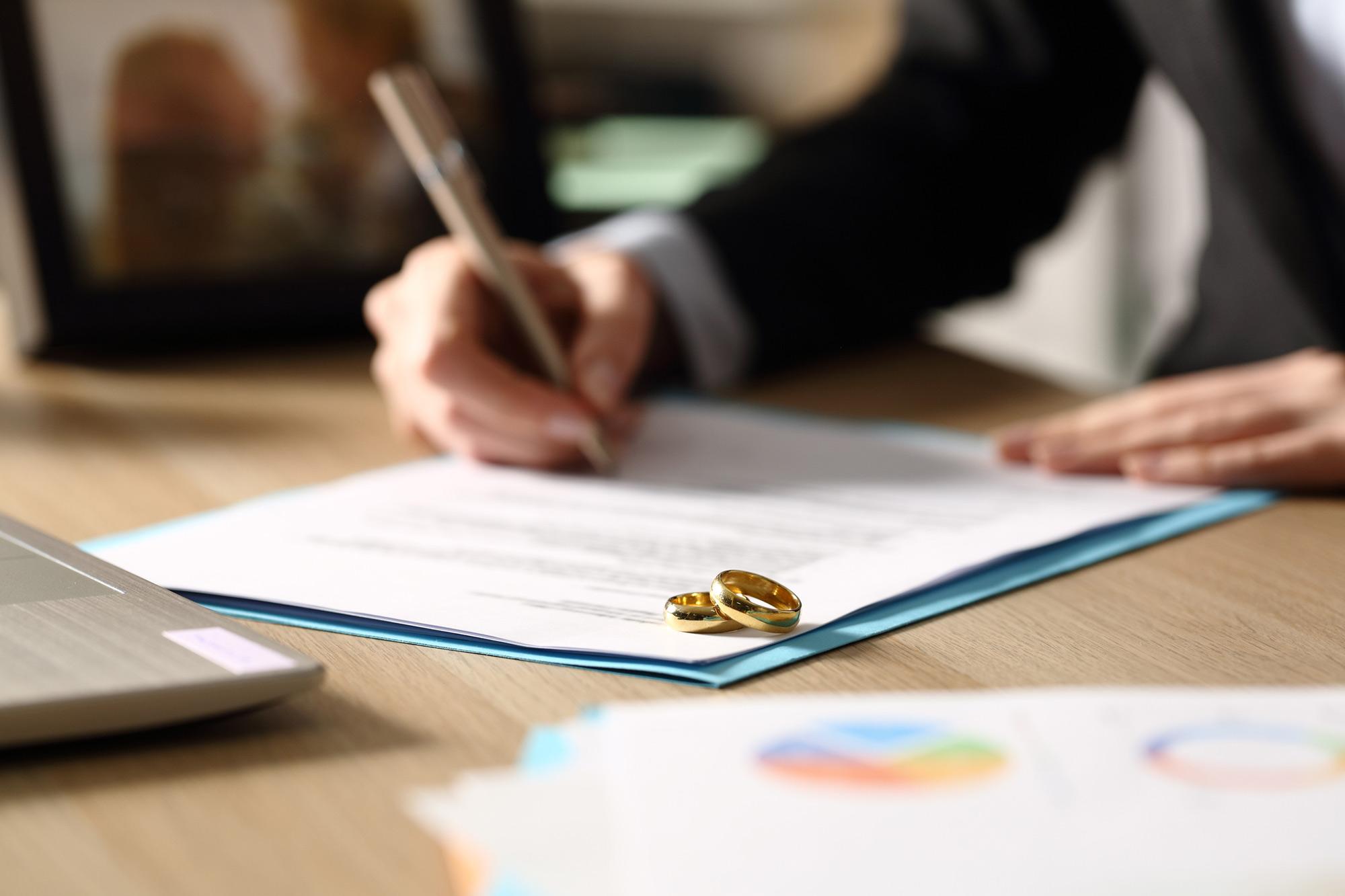 Divorce: how a financial planner can help